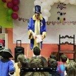 Animaciones de fiestas infantiles Bilbao domicilio