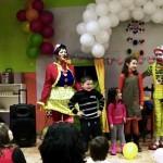 Payasos Bilbao a domicilio fiestas niños