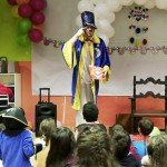 Fiestas infantiles con magos en Vitoria