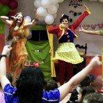 Fiestas infantiles con payasos en Vitoria