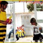 Fiestas infantiles en Vitoria