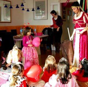 Fiestas cumpleaños infantiles Bilbao