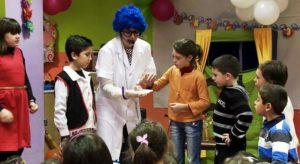 Fiestas cumpleaños infantiles en Bilbao