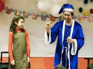 Fiestas de cumpleaños infantiles Bilbao
