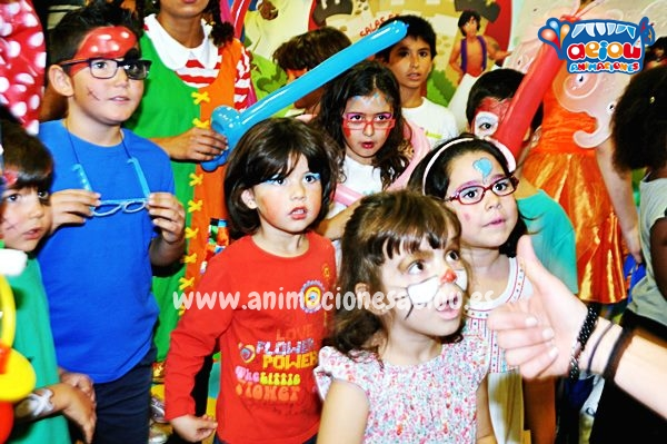 animación fiestas infantiles
