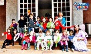 fiesta infantil bilbao a domicilio