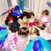 fiestas infantiles a domicilio