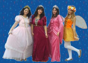 Fiesta tematica princesas Bilbao