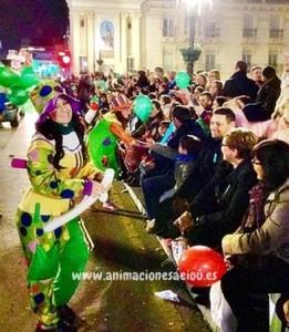 Fiestas temáticas en Bilbao