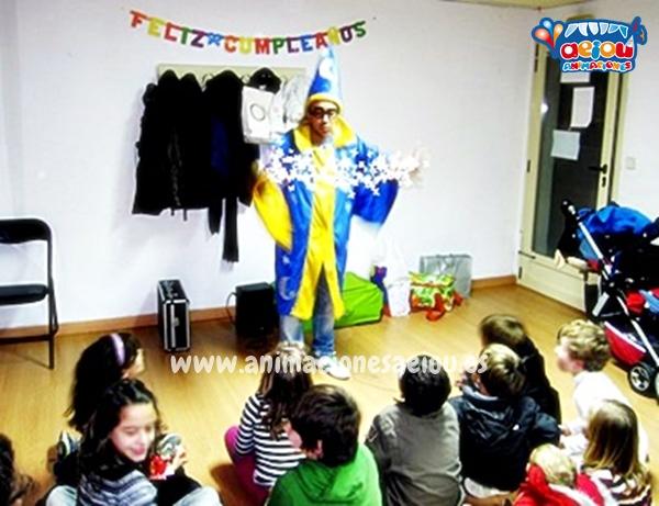 Mago para fiestas de cumpleaños de niños