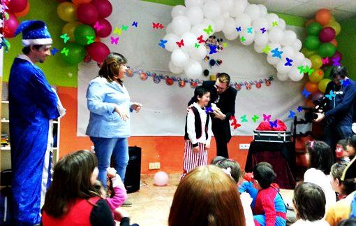 Animaciones de fiestas de cumpleaños infantiles en Vizcaya