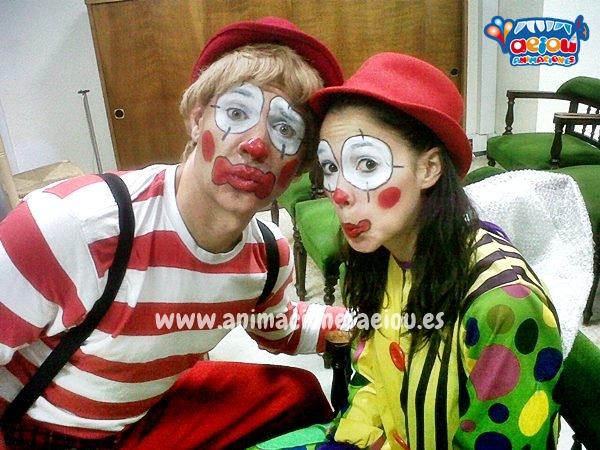 Animaciones para fiestas de cumpleaños infantiles en Álava