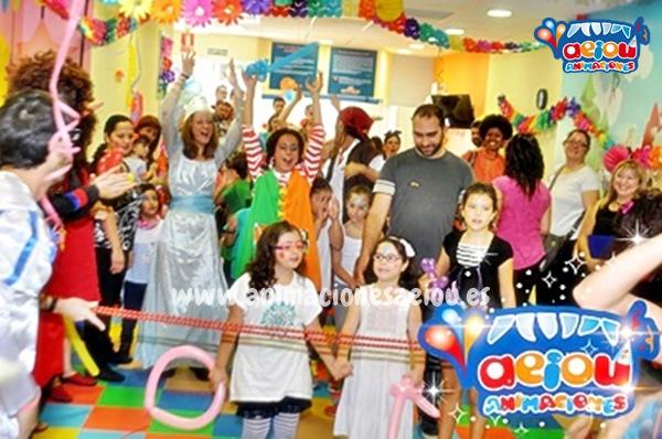 Animaciones para fiestas de cumpleaños infantiles en Sestao