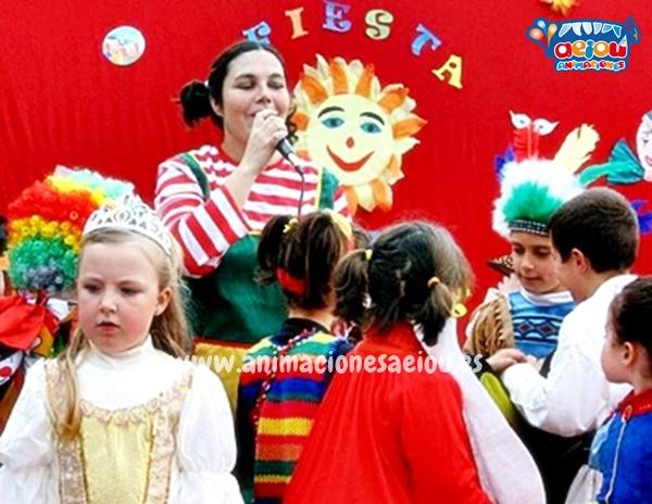 Animaciones para fiestas de cumpleaños infantiles y comuniones en Álava