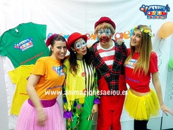 Animaciones para fiestas de cumpleaños infantiles y comuniones en Sestao