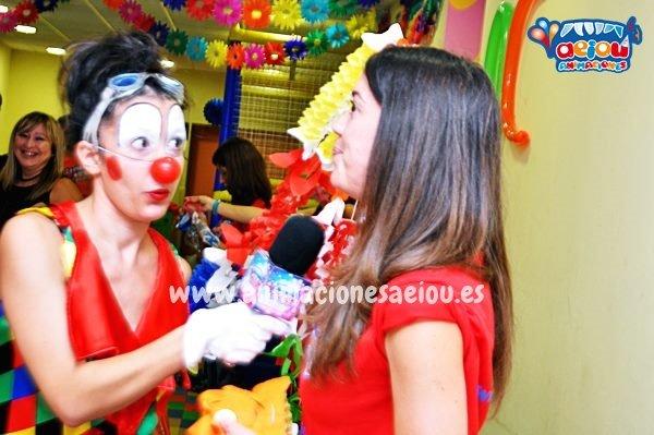 Animaciones para fiestas infantiles en Cantabria