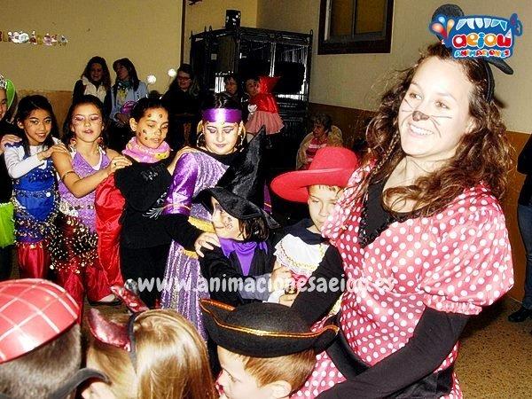 Animaciones para fiestas infantiles en Santander