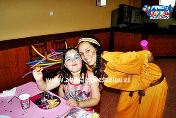 Excelentes animadores de fiestas infantiles en Amorebieta