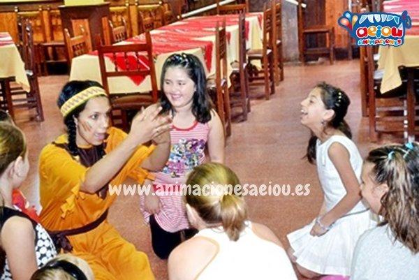Excelentes animadores de fiestas infantiles en Leioa