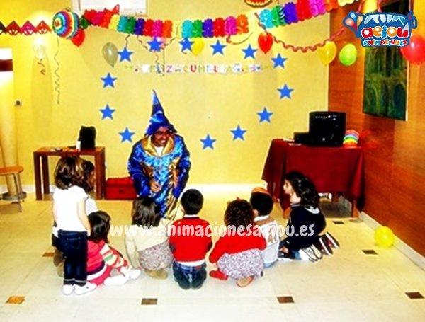 Los mejores Magos para fiestas infantiles en Barakaldo