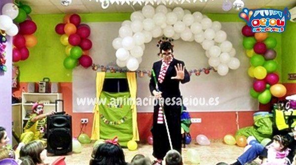 Los mejores Magos para fiestas infantiles en Cantabria