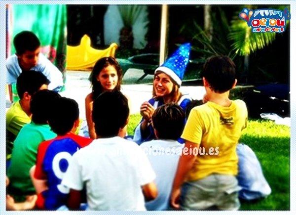 Los mejores magos para fiestas infantiles en Leioa