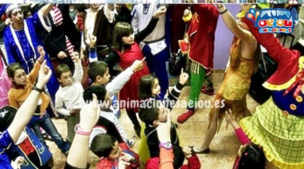 Los mejores animadores de fiestas infantiles en Santander
