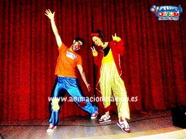 Los mejores animadores de fiestas inmafantiles en Agurain
