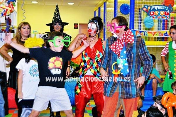 Los mejores animadores para fiestas infantiles en Portugalete