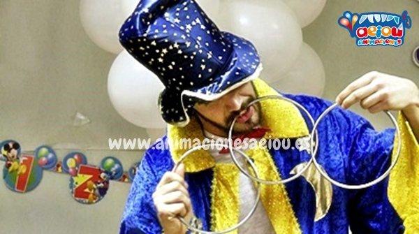 Sorprendentes magos para fiestas infantiles en Bermeo
