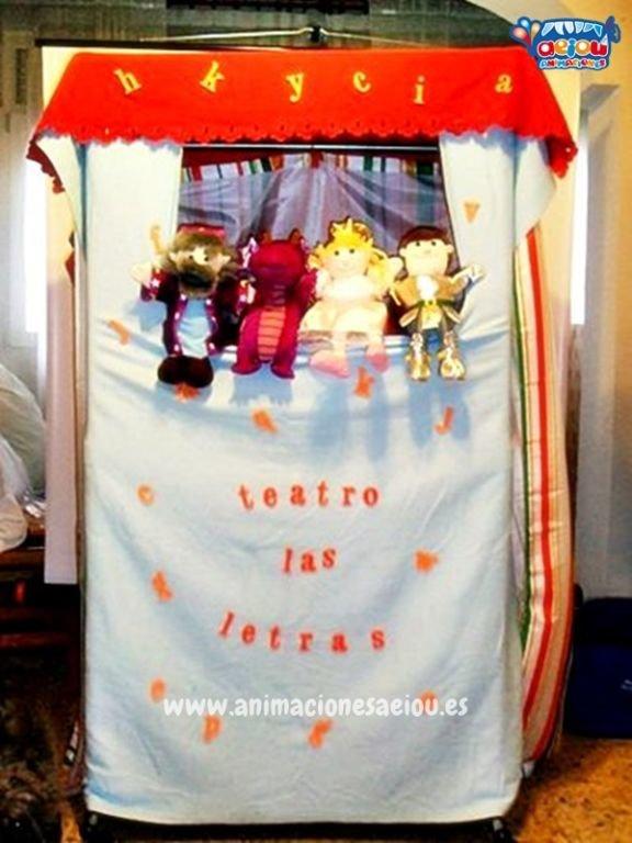 Animaciones de fiestas infantiles en Cantabria