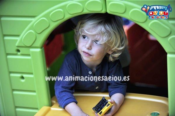 Animaciones para fiestas de cumpleaños infantiles y comuniones en Durango