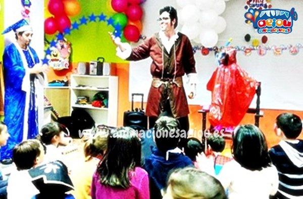 Animación de cumpleaños infantiles en Santurtzi