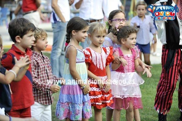 Animaciones de fiestas infantiles en Sestao