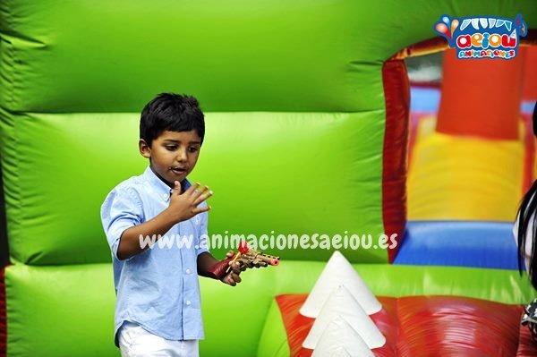 Animación de cumpleaños infantiles en Sestao