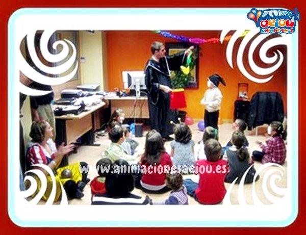 Animaciones para fiestas de cumpleaños infantiles y comuniones en Vitoria