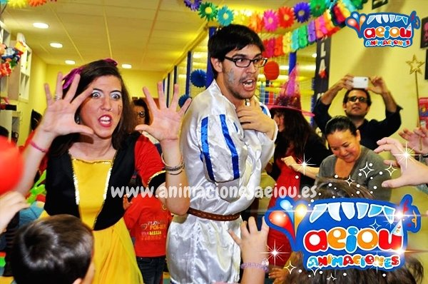 Animaciones para fiestas de cumpleaños infantiles y comuniones en Agurain