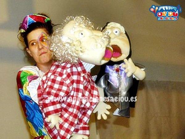Animaciones para fiestas de cumpleaños infantiles y comuniones en Bermeo