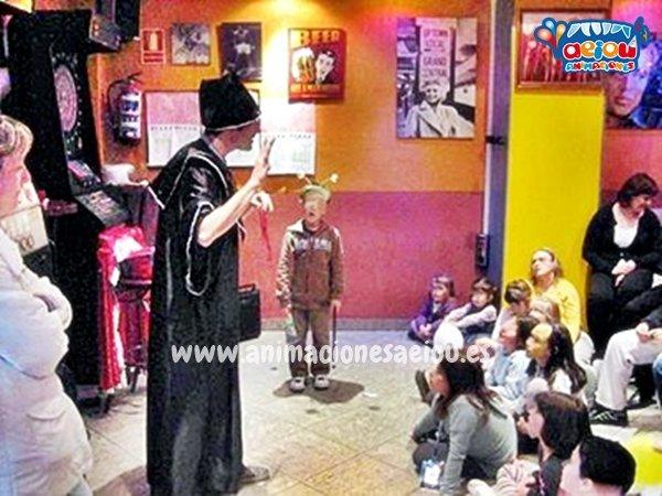 Animaciones para fiestas de cumpleaños infantiles y comuniones en Ermua
