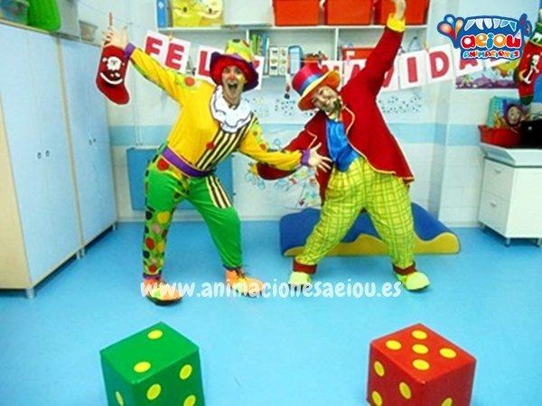 Animación de cumpleaños infantiles en Llodio