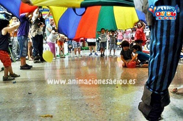 Animaciones de fiestas infantiles en Mungia