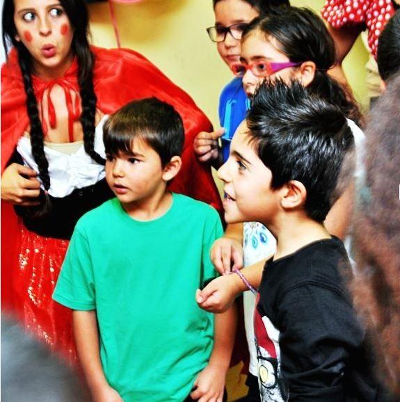 Animadores para fiestas infantiles en Agurain