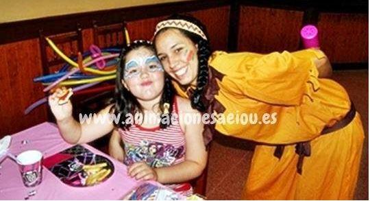 Animadores para fiestas infantiles en Camargo