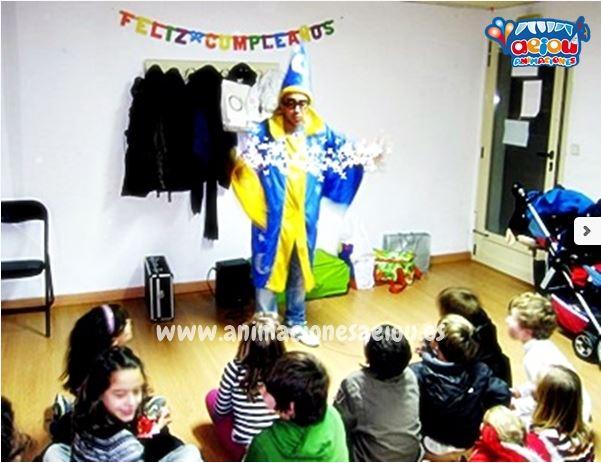 Animadores para fiestas infantiles en Torrelavega