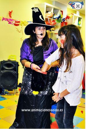 Magos para fiestas infantiles en Camargo