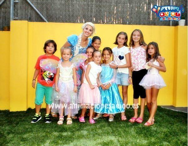 Magos para fiestas infantiles en Laredo