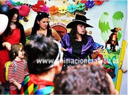Payasos para fiestas infantiles en Camargo